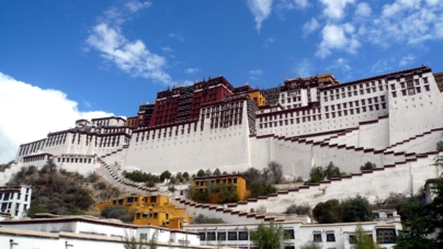 Surviving Altitude Sickness at Tibet