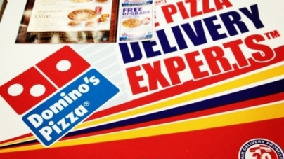 Aloha to Domino's Ultimate Hawaiian Pizza
