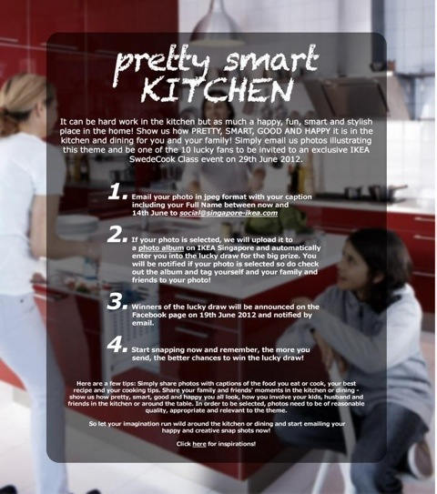 I'm An IKEA SwedeCook Apprentice at Cookyn Inc!