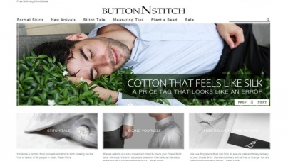 ButtonNStitch – Singapore's Latest Online Shirt Store!