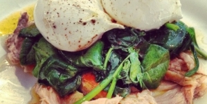 Au Cirque – Ever Had Rainbow Trout For Breakfast?