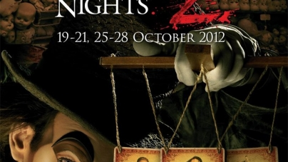 Halloween Horror Nights 2 @ Universal Studios Singapore