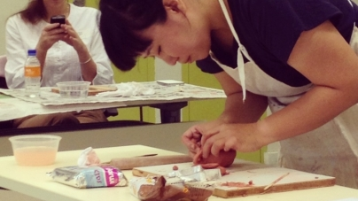 Playing With Clay For A Good Cause @ Goodman Arts Centre