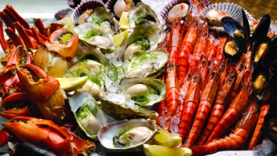 Get High On Seafood @ Plaza Brasserie, PARKROYAL On Beach Road