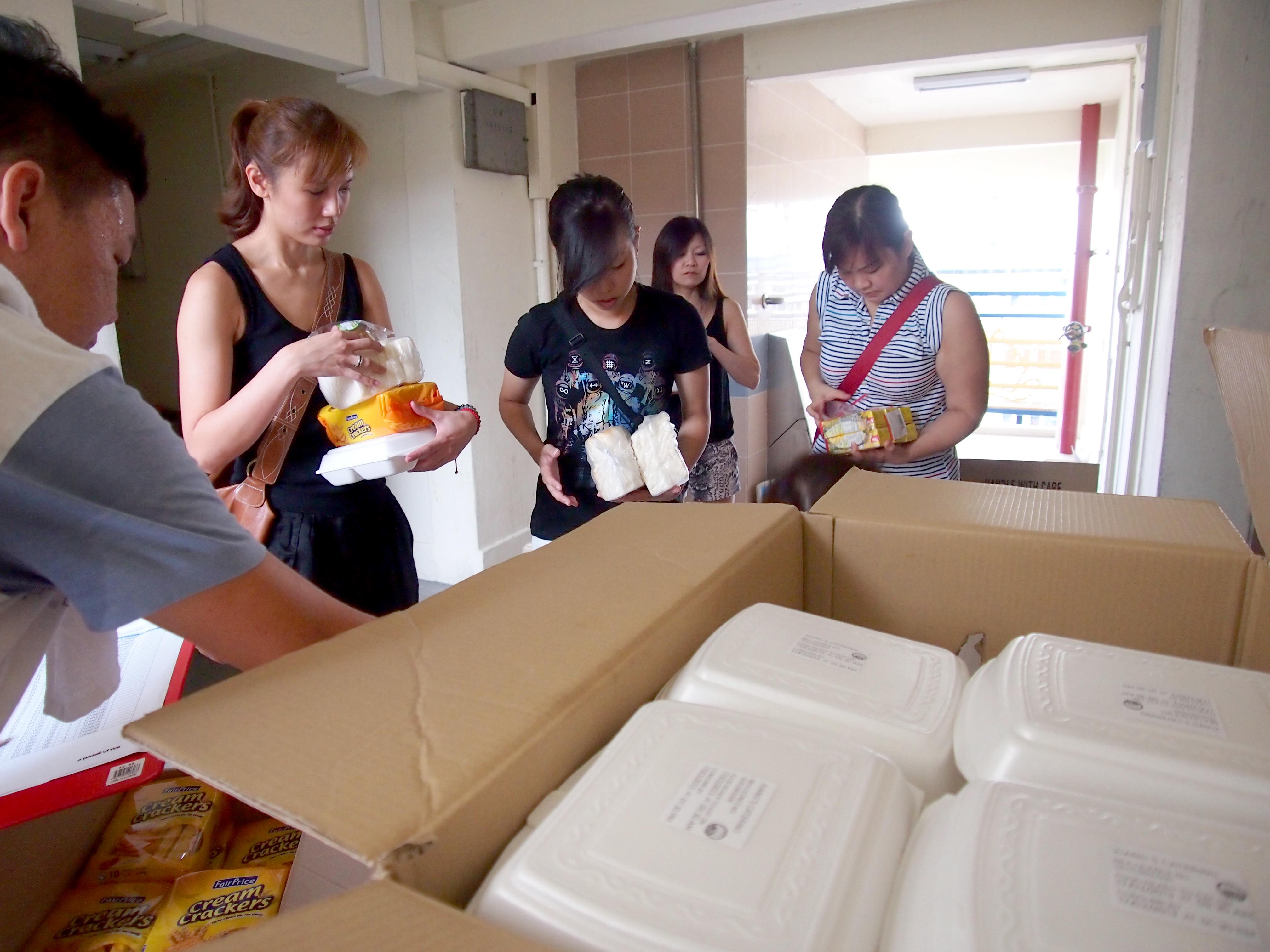 AspirantSG - Volunteers In Action