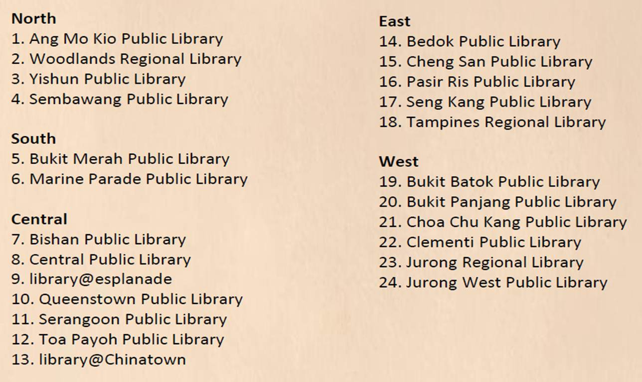 Singapore Libraries