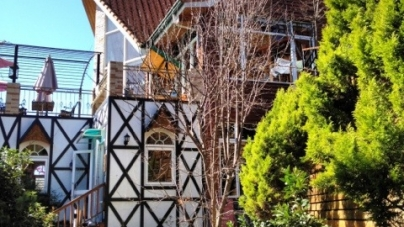 Minsu Experience At Vienna Pleasance Cottage, Nantou Taiwan