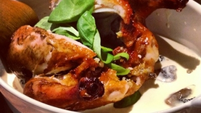 Poulet – The French Roasted Chicken Flew To Chinatown Point