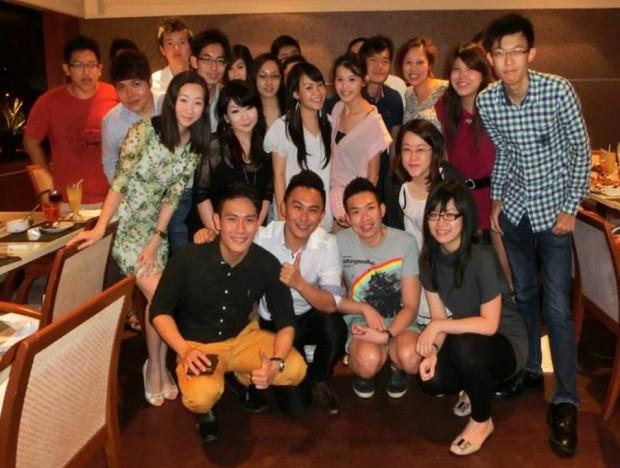 Blogger Group At Plaza Brasserie