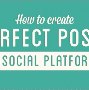 How To Create Perfect Facebook, Twitter & Pinterest Posts