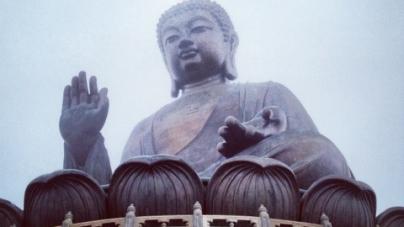 Tian Tan Buddha, Po Lin Monastery & Ngong Ping, Lantau Island