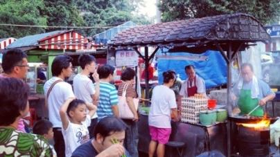 Pudu Wai Sek Gai (半山芭為食街) – Glutton Street, Kuala Lumpur