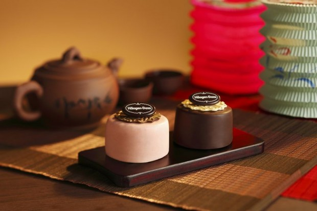 Häagen-Dazs Ice Cream Mooncakes Pair