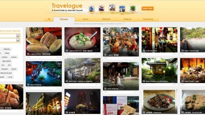 Qiito – Putting The 'Social' Into Efficient Trip Planning!