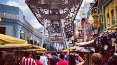 Petaling Street & Central Market, Kuala Lumpur Malaysia Part 2