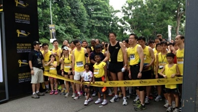 Yellow Ribbon Prison Run 2013 – Road To Public Acceptance