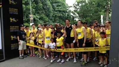 Yellow Ribbon Prison Run 2013 – Road To Public Acceptance
