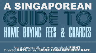 A Singaporean Guide to Property Buying Fees & Charges