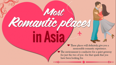 Top 10 Most Romantic Travel Destinations In Asia