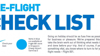 Best Pre-Flight Checklist – Your Top Travel Packing Guide