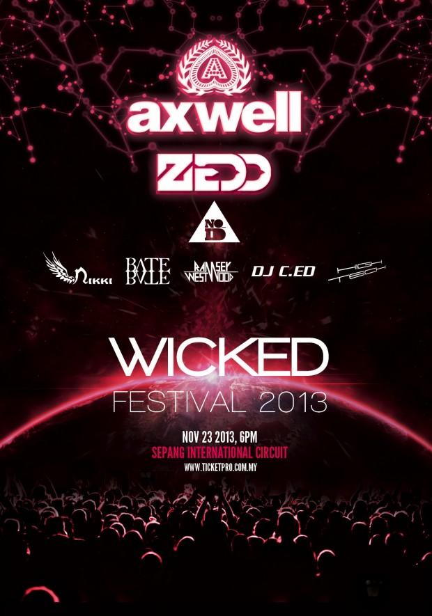The Wicked Festival 2013 - AspirantSG