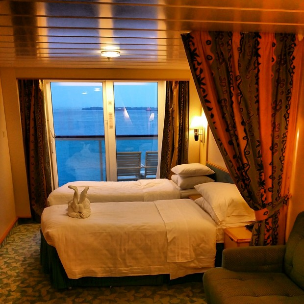 Royal Caribbean Mariner Of The Seas Cabin