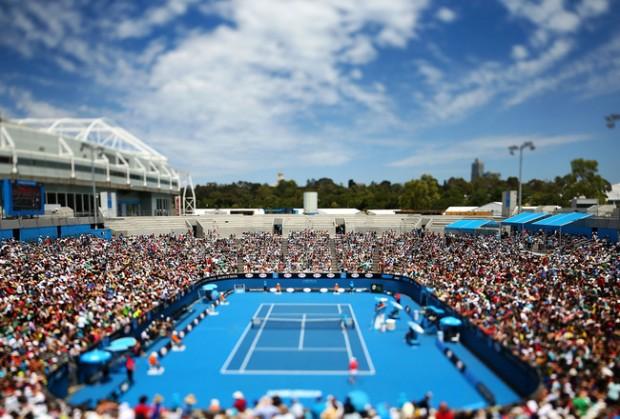 Australian Open - AspirantSG