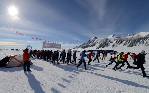 Ice Marathon - AspirantSG