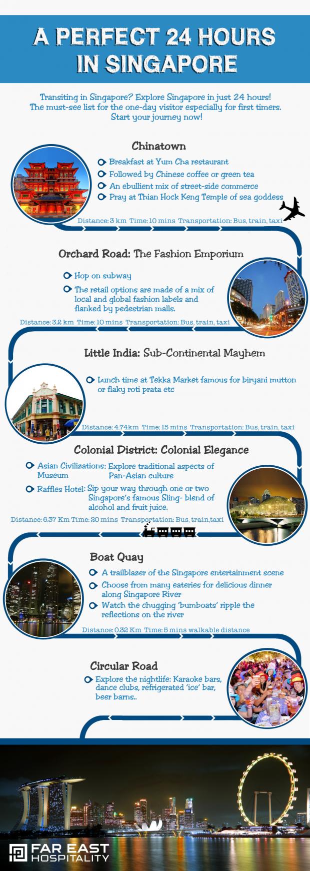 Explore Singapore in 24 hours - AspirantSG