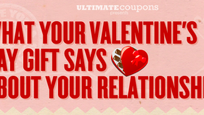 What Your Valentine's Day Gift Says About Your Relationship