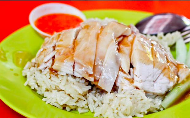 Tian Tian Chicken Rice - AspirantSG