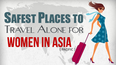 10 Safest Destinations In Asia For Single Female Travellers