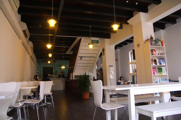 The Loft Cafe - AspirantSG
