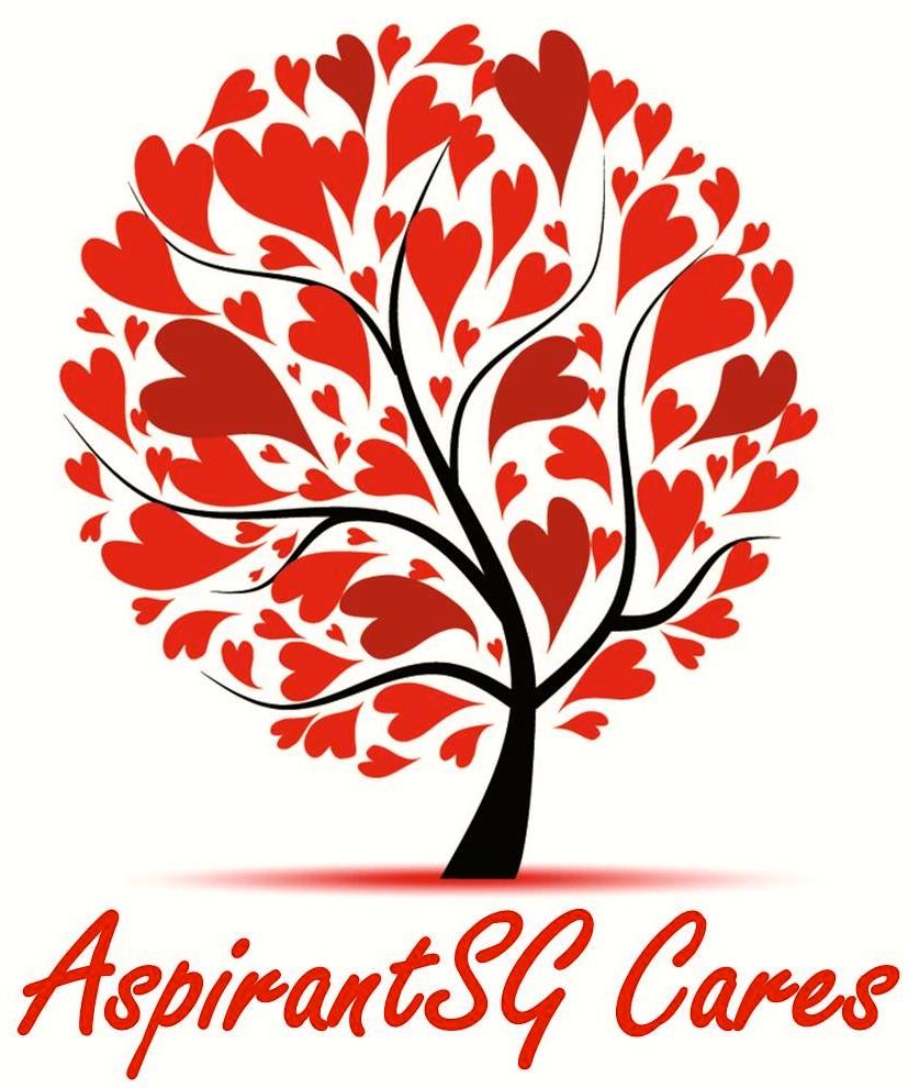 AspirantSG Cares 2014