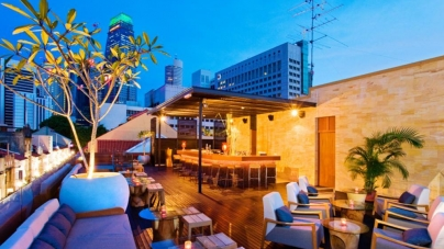Best Rooftop Bars In Singapore: Top Sky-High Drinking Places