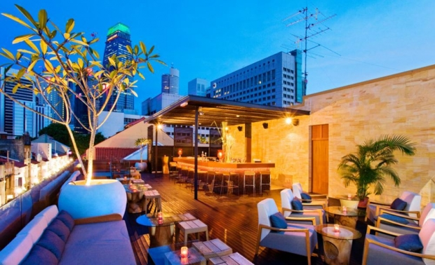 La Terrazza Rooftop Bar Singapore - AspirantSG