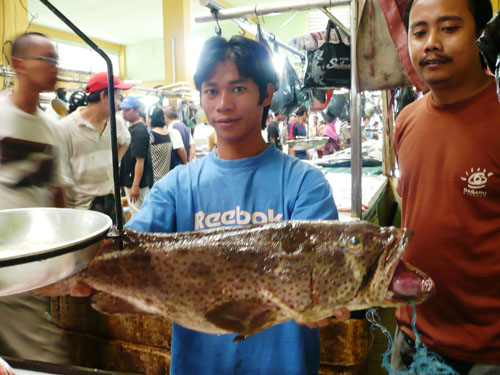 Pasar Klandasan (Klandasan Market) - AspirantSG