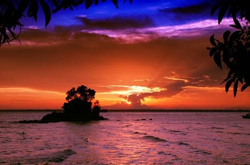 Sunset At Hammel Beach - AspirantSG
