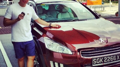 Road Trip To Melaka On The New Peugeot 508 RXH 2.0 Hybrid 4