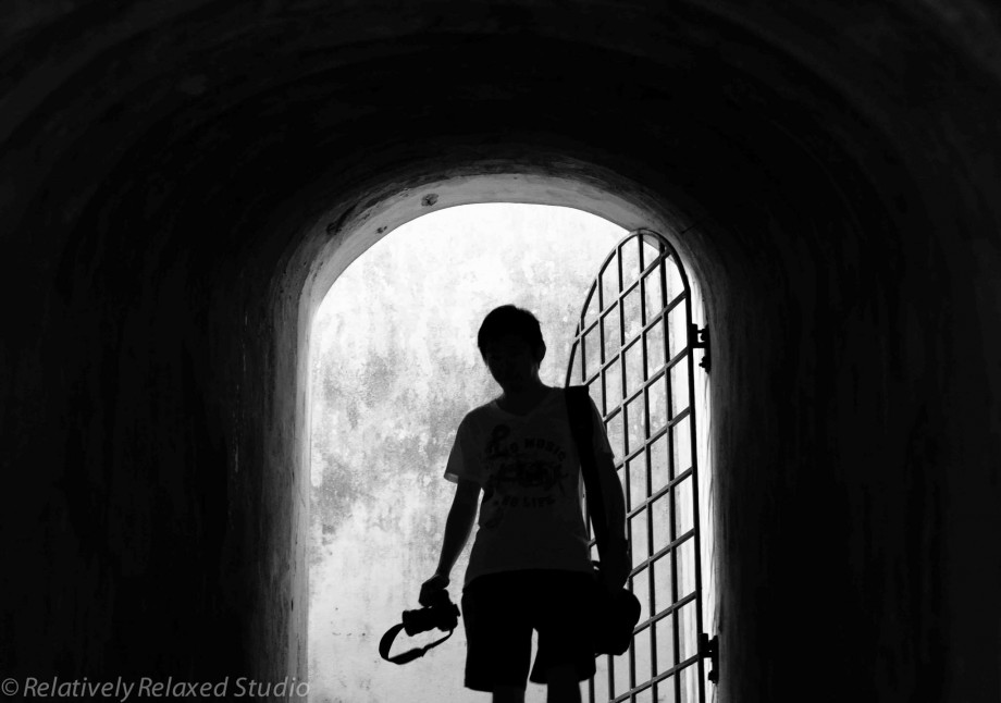 Fort Canning Hill Photoshoot - AspirantSG