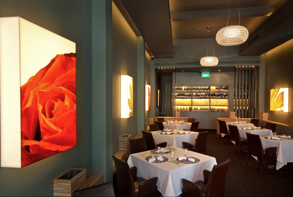 Garibaldi Italian Restaurant & Bar Singapore - AspirantSG