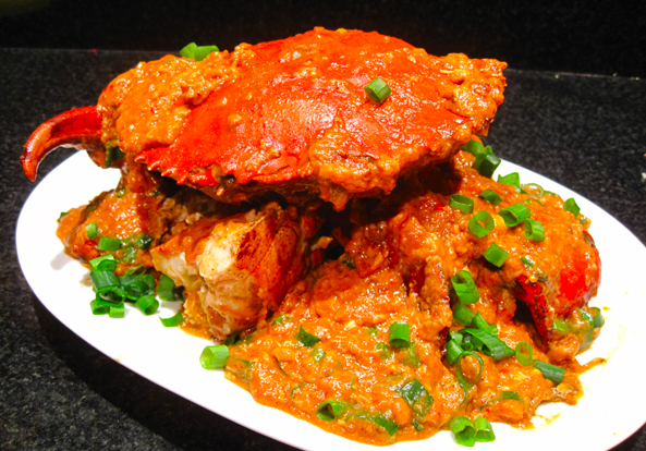 Chilli Crab Singapore - AspirantSG