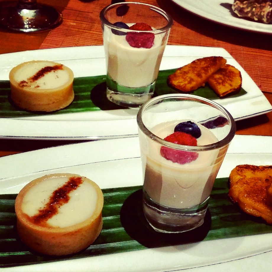 Authentic south african festival buffet at fullerton for African cuisine desserts