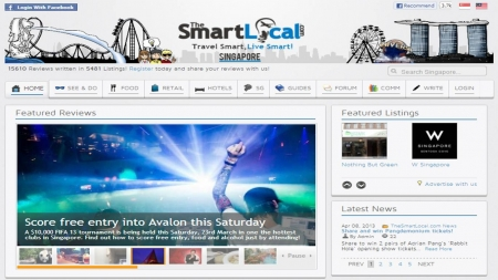Do You Have What It Takes To Be TheSmartLocal?