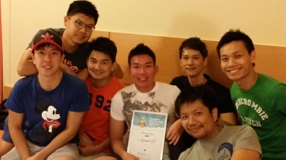 Celebrate Skyscanner Travel Bloscar Award 2014 @ ibis Singapore Novena
