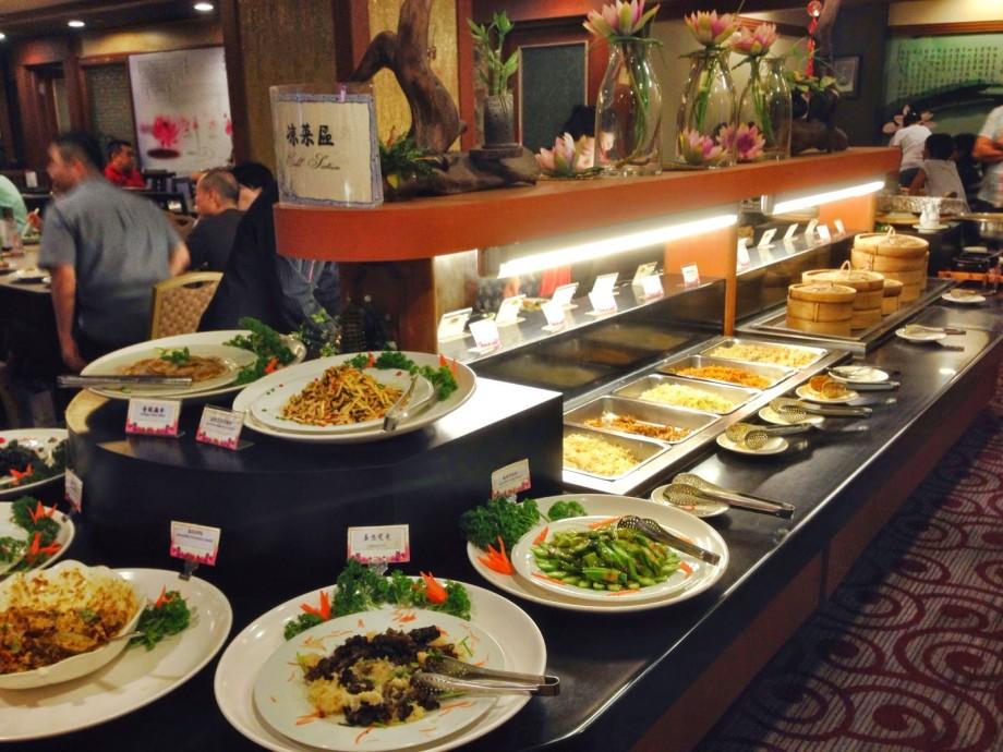 Lotus Vegetarian Restaurant Singapore - AspirantSG