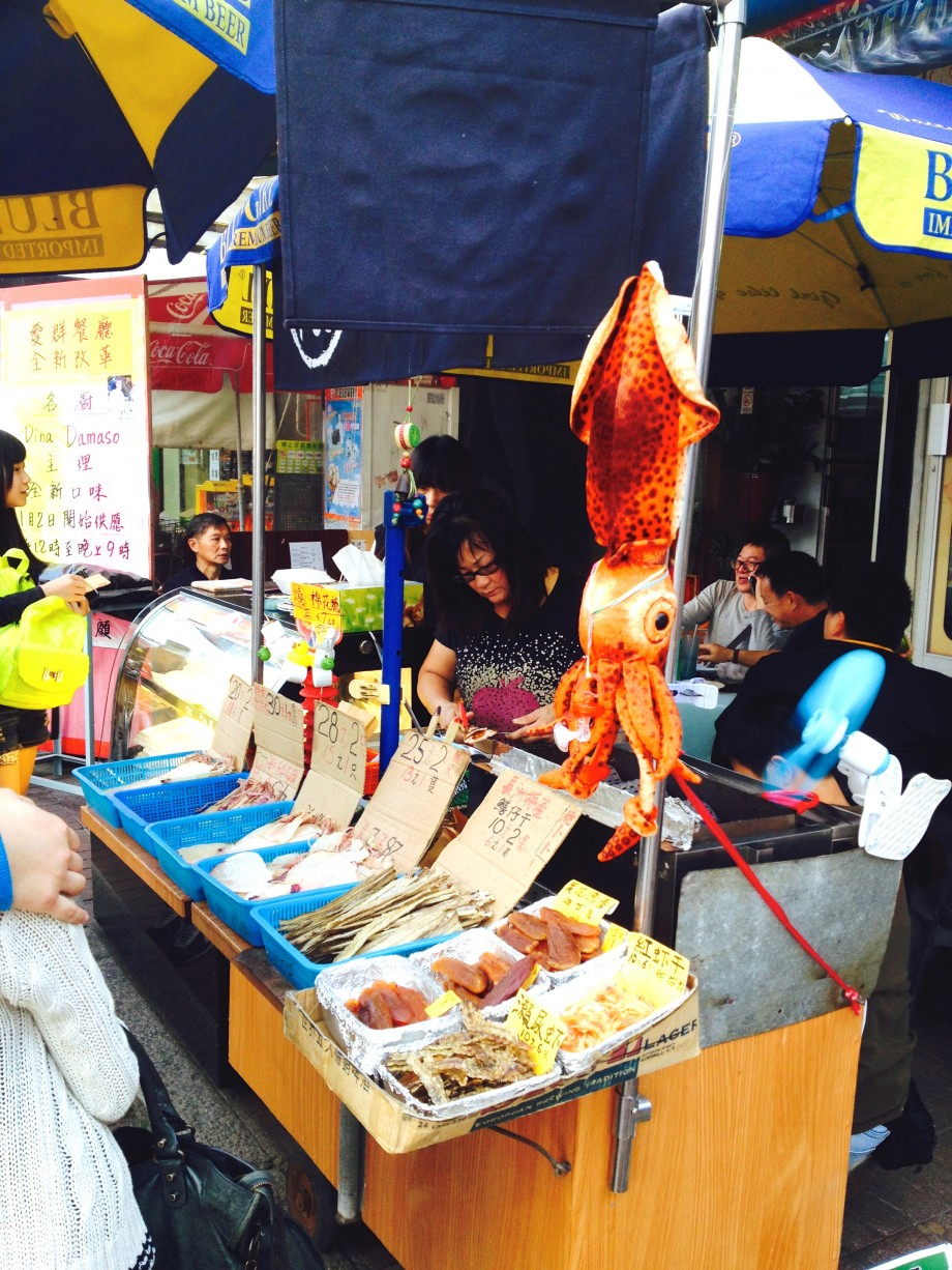 Shops On Cheung Chau Island - AspirantSG