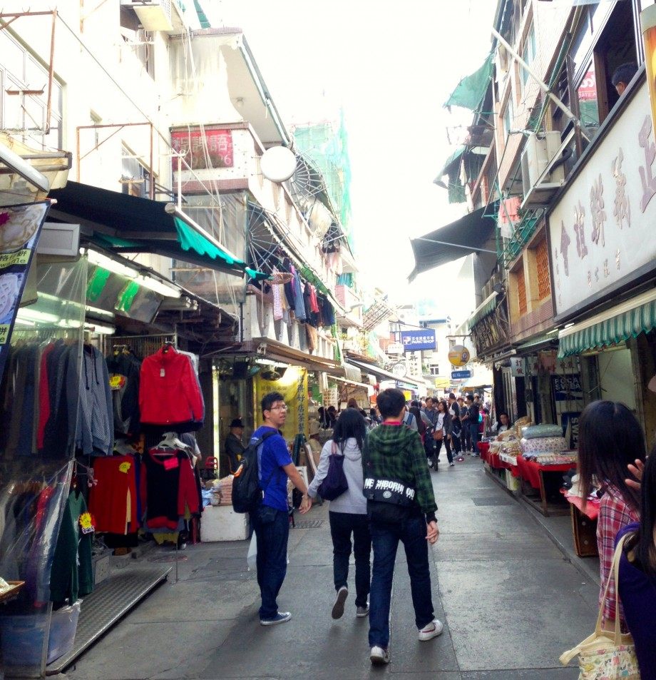 Stroll to Cheung Chau Sai Tai Road - AspirantSG