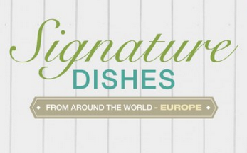 Signature Must Try European Dishes When Travelling in Europe