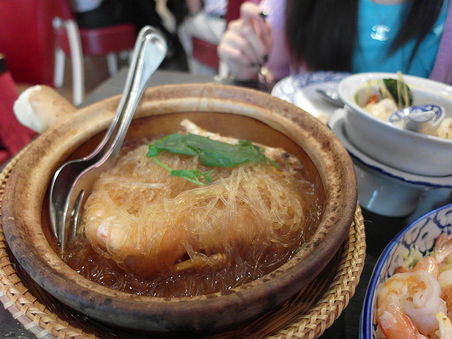 Yhingthai Palace Restaurant Singapore - AspirantSG